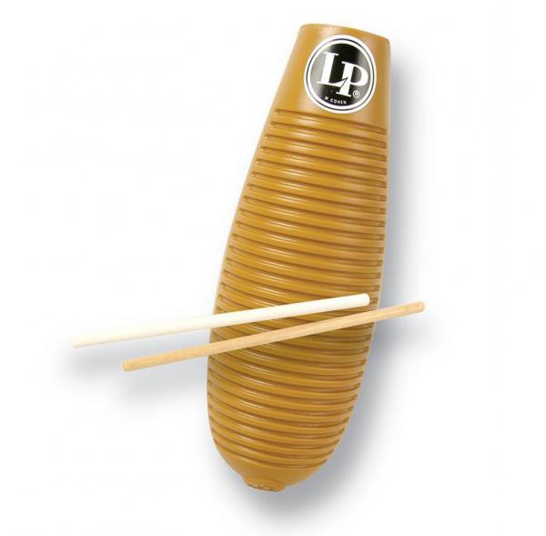 Guiro LP 'Super Guiro en fibre + baguette