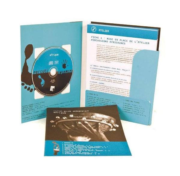 Méthode Percu-Percuta - Afrique - Livre + CD