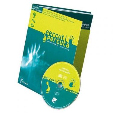 Méthode Percuti-Percuta Petites Percussions 1 Livret + 24 Fiches + 1 CD