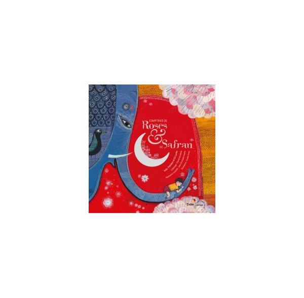 Roses et Safran - Comptines et berceuses - Livre + cd