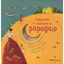 Papagaio - Comptines et chansons - Livre + cd