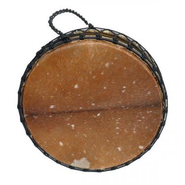 """Tambour Gong 35"""" (89cm) x 25 cm - Modèle double peau"""