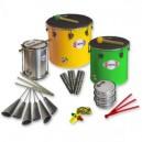 Pack samba - NESTING 13 instruments