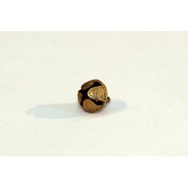 Grelot indien en bronze - 19 mm