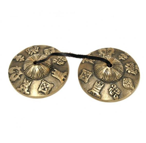 Tibetan cymbal - Tingsha