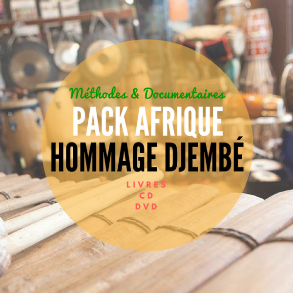 Pack Afrique Hommage