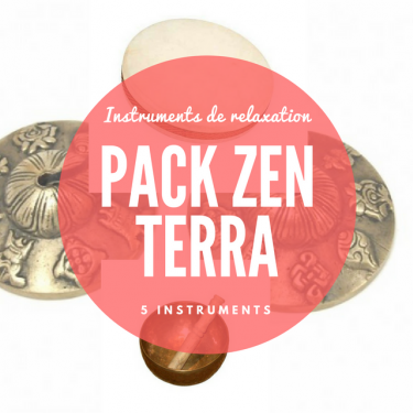Pack Zen Terra - 5 instruments - Relaxation