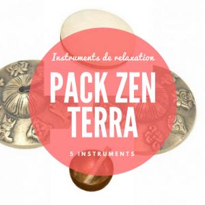 Pack Zen Terra - 5 instruments - Relaxation