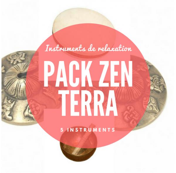 Pack Zen Découverte Terra