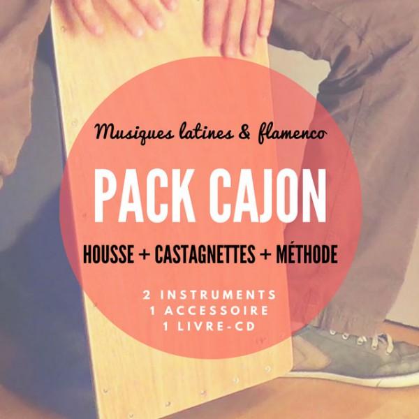 Pack Cajon