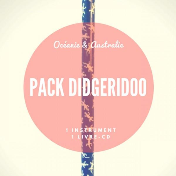 Pack didgeridoo