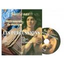 suivez le guide! LES PERCUSSIONS  livre+ cd