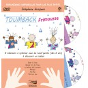Méthode percussions corporelles Toumback  Frimousse livre + dvd + cd