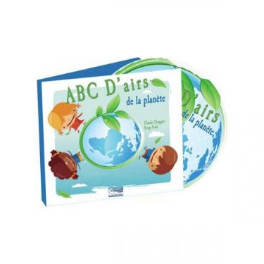 ABC D'airs de la Planète - CD