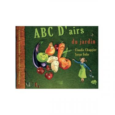 ABC D'airs du jardin - CD