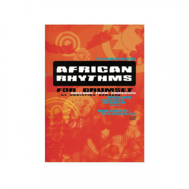 African rhythms for drumset - Christian Bourdon - Livre