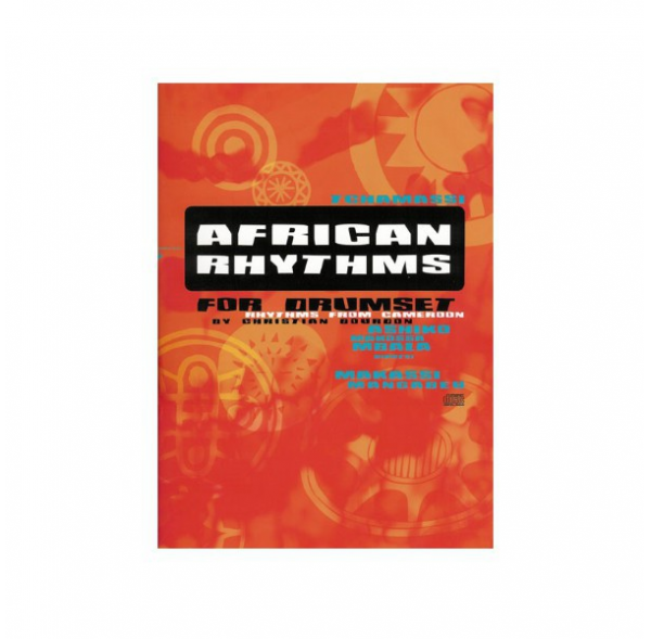 African rhythms for drumset, by Christian Bourdon