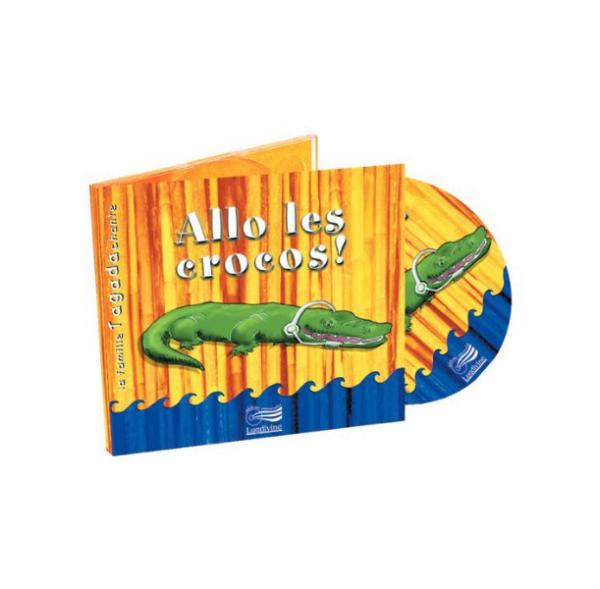 Allo les crocos ! - CD