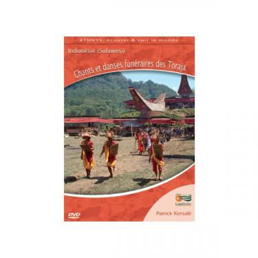 Aux pays des Toraja - DVD