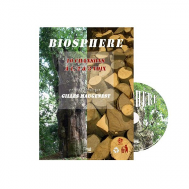 Biosphère - Livre + CD