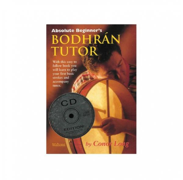 Bodhrán tutor (absolute beginner's) - Conor Long