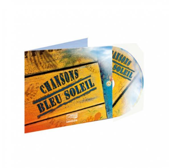 Chansons Bleu Soleil - CD