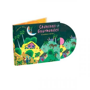 Chansons gourmandes - CD