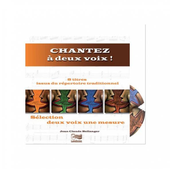Chantez à deux voix - Livre + CD