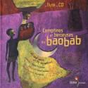 Comptines et berceuses du Baobab - Livre + CD