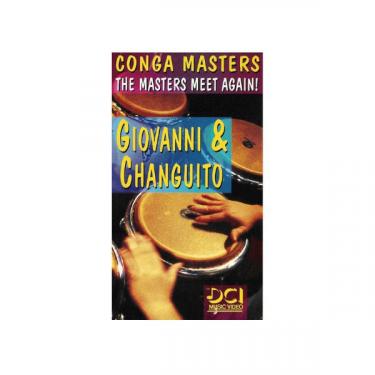 Conga Masters - Giovanni Hidalgo et Changuito (DVD)