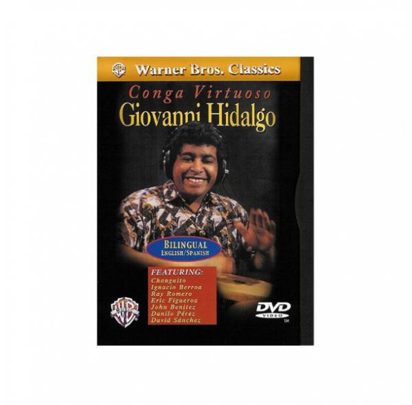 Conga virtuoso - Giovanni Hidalgo (DVD)
