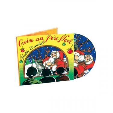 Croire au Père Noël - CD