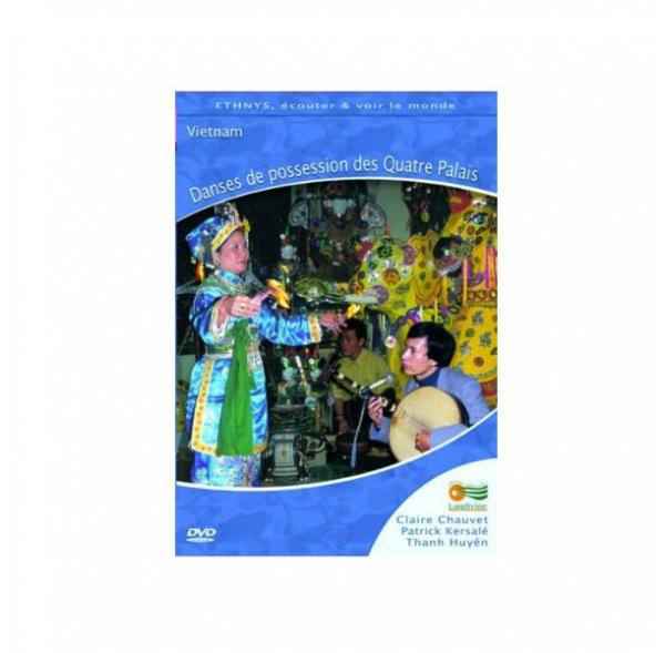 Danses de possession des quatre palais - DVD