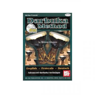 Darbuka Method - Behnan Göçmez