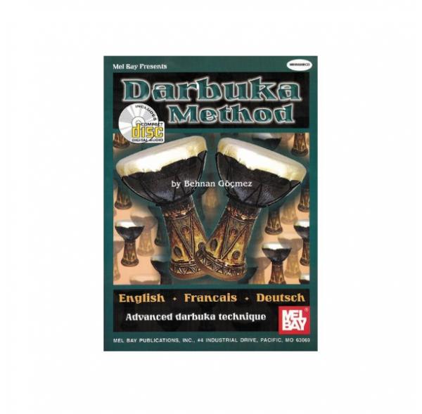 Darbouka Method - Behnan Göçmez
