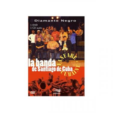 Diamante Negro - La banda de Santiago - DVD