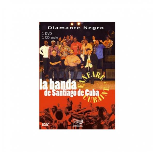Diamante Negro - La banda de Santiago de cuba - DVD