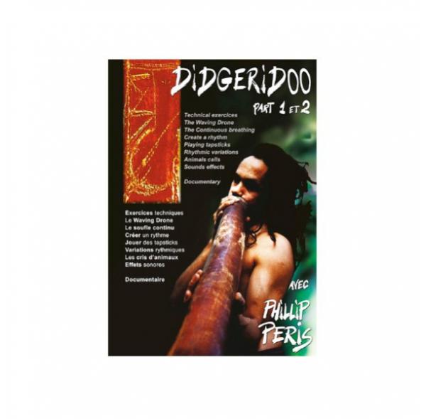 Didgeridoo (part 1 & 2) - Phillip Peris - DVD
