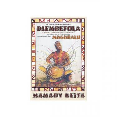 Djembefola & Mögöbalu - Mamady Keita, by Laurent Chevallier