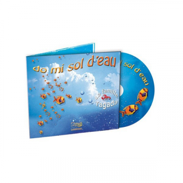 Do mi sol d'eau - CD