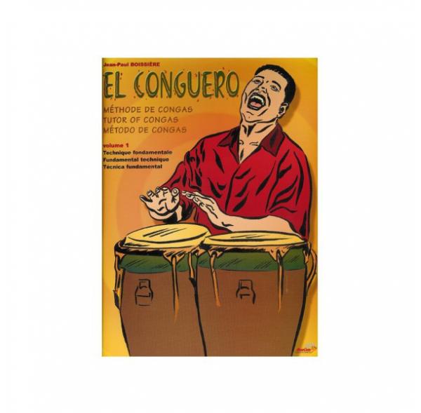 El Conguero, by Jean-Paul Boissière – vol 1