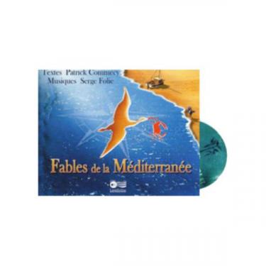 Fables de la Méditérranée - Livre + 2 CD
