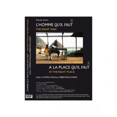 DVD Documentaire Fadouba OULARE l'homme qu'il faut....