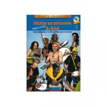 Initiation aux percussions du Brésil - Vol 2 - Livre