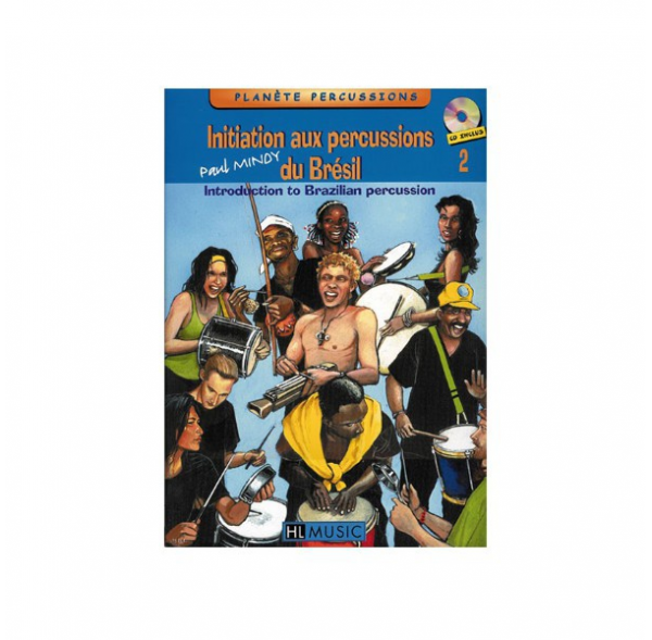 Introduction to Brazilian percussions - Vol 2