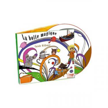 La boîte magique - CD