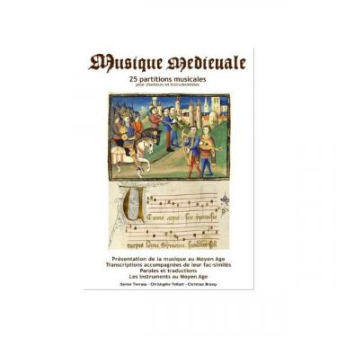 La musique médiévale - Livre