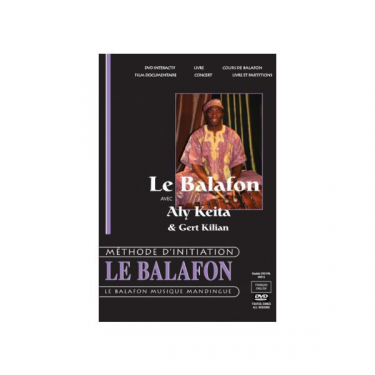 Balafon: an initiation method, by Aly Keita & Gert Kilian