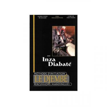 """""""Le djembé"""" by Inza Diabaté"""
