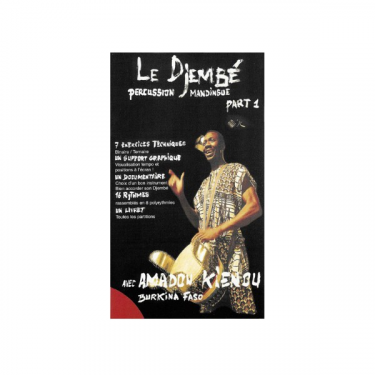 The Djembe - Mandingoo drumming - DVD